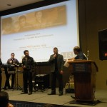 "HRF at ""An Evening in Kabul"" at GWU"