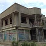 Homaira Rahman School Nearing Completion- Spring 2013
