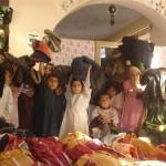 HRF provides winter aid to Sana Orphange in Kandahar