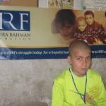 HRF sponsors orphan