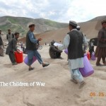Badakhshan landslide emergency relief-  HRF teams up with TCOW and RF