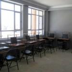Computer Lab at the Homaira Rahman School